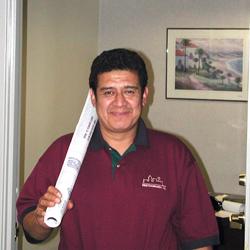 Armando Pena, Superintendent