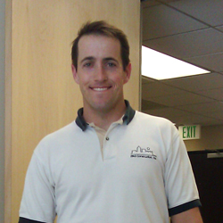 Tim Brown, Project Manager